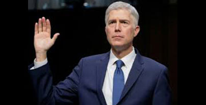 American Hindu Coalition Supports Swift Senate Confirmation of Judge Neil Gorsuch
