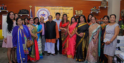 Inaugural Hindu Women's Conference Discuss Political Advocacy and Serving on the US Delegation to India Chaired by Ivanka Trump